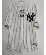 NEW Size Large Majestic New York NY Yankees Cool Base Baseball Jersey - $39.55