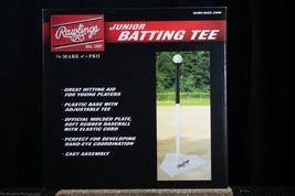 Rawlings Junior Batting Tee With Ball Hitting Aid New Unopened - $15.99