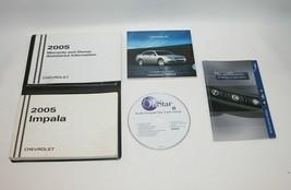 2005 Chevrolet Impala Factory Original Owners Manual Book Portfolio #5 - $17.77