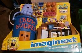 Spongebob Squarepants Imaginext Krusty Krab Exclusive 2-Inch Playset - $299.99