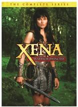 XENA Warrior Princess - The Complete Series DVD Box Set BRAND NEW Free Ship - $69.29