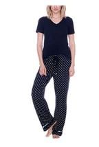 Honeydew Women's 2 Piece Short Sleeve Pajama Se... - $18.89