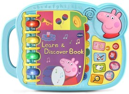 Peppa Pig Learn & Discover Book - VTech - $53.69