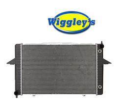 RADIATOR VO3010104 FOR 99 00 01 02 03 04 VOLVO C70 V70 A/T W/TURBO L5 2.3L 2.4L image 1