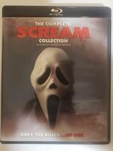 The Complete Scream Collection (Scream 1 - 4 + bonus) [Blu-ray] Canadian import image 1