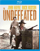 Undefeated (Blu-Ray/Ws-2.35/Eng Sdh-Sp-Fr Sub)