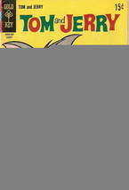 Tom & Jerry Comics #246 FN; Dell | save on shipping - details inside - $3.99