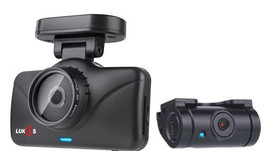 Lukas Lk-7950 WD FHD Wi-Fi 2ch DashCam Car Camera LK7950 NO GPS(8GB+8GB=16GB) image 1