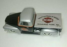 Harley Davidson of Edison Highland Park NJ 52 Chevy Pickup Truck Diecast... - $23.76
