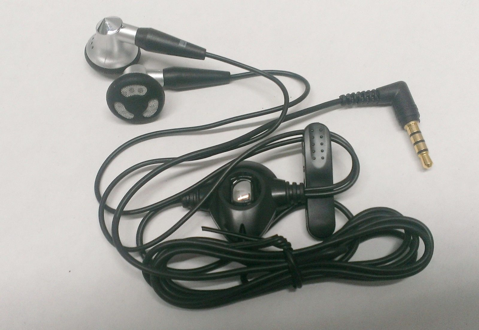 OEM 3.5mm Stereo Headset BlackBerry Curve 8300 8120 8320 9800