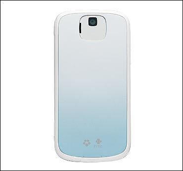 OEM HTC Shadow2 Shadow 2 II Back Cover Door WHITE MINT