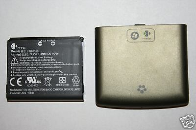 T-Mobile Shadow Back Cover Sage Green+ Battery Kii0160
