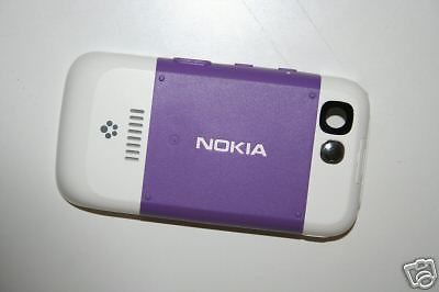 PURPLE Battery Back Cover Door Nokia 5300 XpressMusic