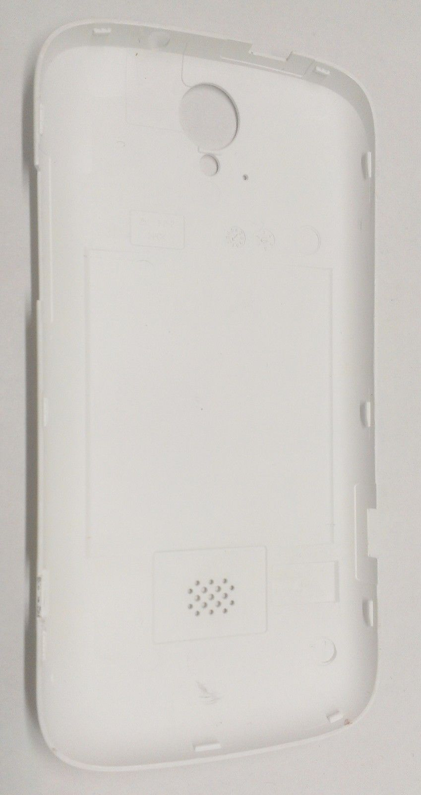 OEM Original Huawei myTouch Q  Back Cover Battery Door T-Mobile U8730 - White image 2