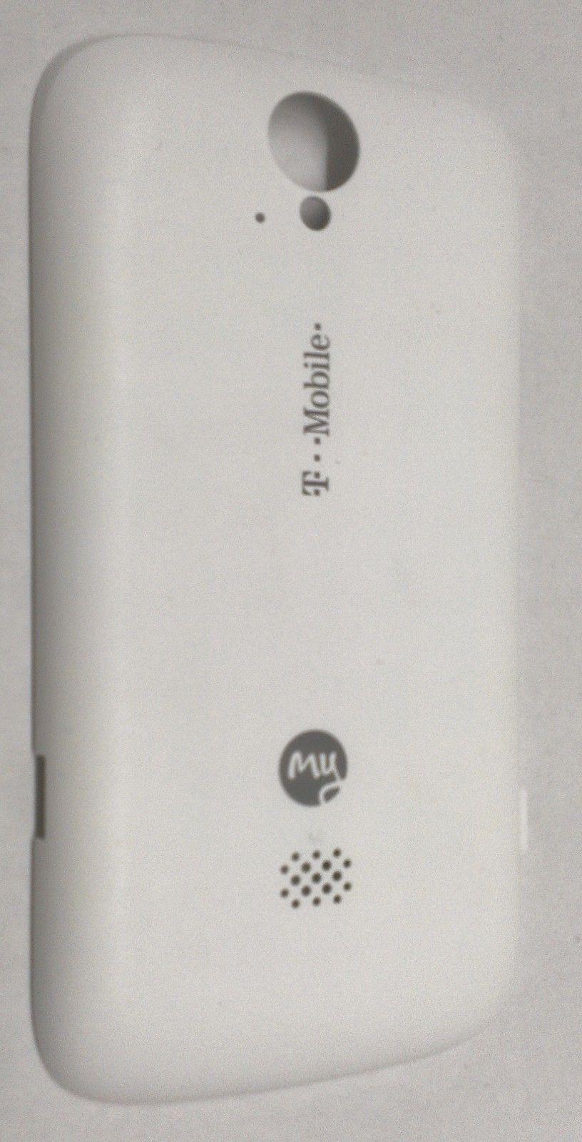 OEM Original Huawei myTouch Q  Back Cover Battery Door T-Mobile U8730 - White