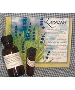 LAVENDER ESSENTIAL OIL 1 oz - $6.25