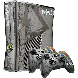 Microsoft Xbox 360 S (Latest Model)- Call Of Duty: Modern Warfare 3 MW3 320GB