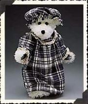 """Boyds Bears """"Grace Bedlington"""" 16""""  Plush bear  #912072 New 1999 Retired - $32.99"""