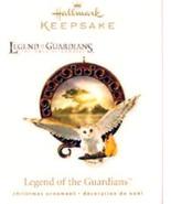 Legend of the Guardians- Handcrafted -#QXG2403- 2010 Hallmark Keepsake O... - $10.99