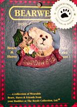 """Boyds BearWear""""Aunt Birdie"""" 2003 FoB's BearWear Resin Pin- #02003-11-New-Retired image 3"""