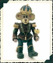 "Boyds Shoe Box Bear ""N. Mouseking"" #3223- 1E- NIB- 2000 -Retired image 1"