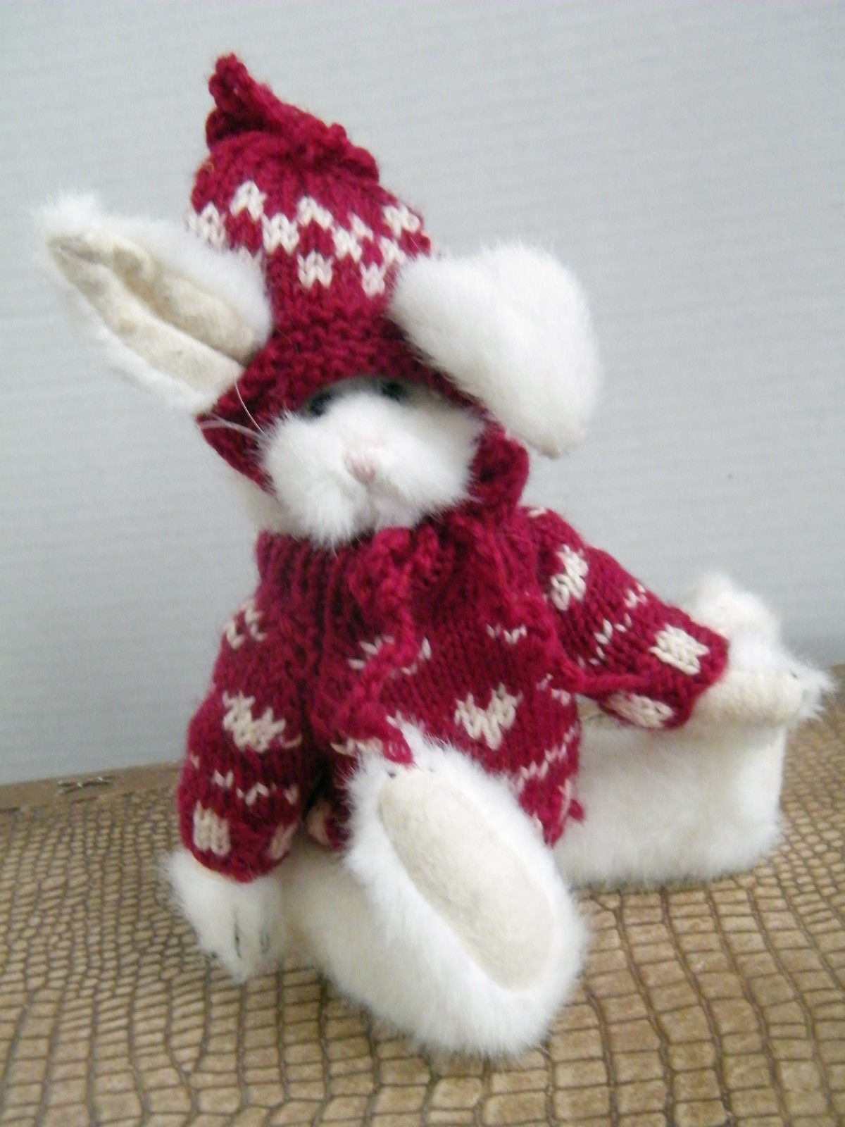 "Boyds Bears ""DIANA""  8"" Plush Hare  #9181-01 -NWT- 1996 -Retired"