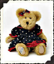 "Boyds Bears ""Maddison Bearyproud""  #94994CB- Cracker Barrel Exclusive- NWT - $39.99"