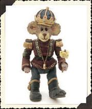 "Boyds Shoe Box Bear ""N. Mouseking"" #3223- 1E- NIB- 2000 -Retired image 2"
