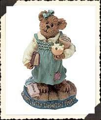 "Boyds Bearstone ""Jennifer Newmom.. Great Expectations""  #228384- 2E- NIB- 2002 image 2"