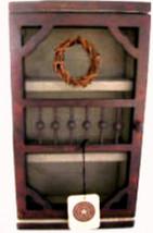"Boyds Accessory ""Sallys Screen Door Cabinet"" #654857- 14.5"" tall- NIB-Re... - $22.99"