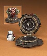 """Boyds Treasure Box """"Snowy's Winter Magic w/Blizzard"""" #392184- 1E-  NIB- 2008 - $22.99"""