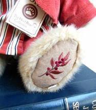 "Boyds Bears ""AMBER FALLSWORTH"" 16"" Fall Plush Bear  #904550 -NWT-2008- Retired image 2"