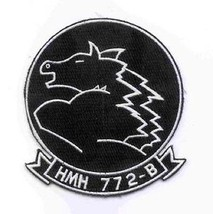 USMC HMH-772-B Heavy Helicopter Squadron Detatchment B Patch FIGHTING AR... - $1,000.00