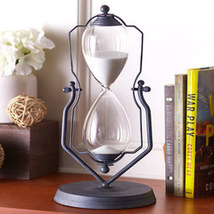 "14"" Decorative Hourglass - $31.23"