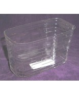 Longaberger Whistle Stop Basket Plastic Protector Only 2000 Collector Cl... - $14.80