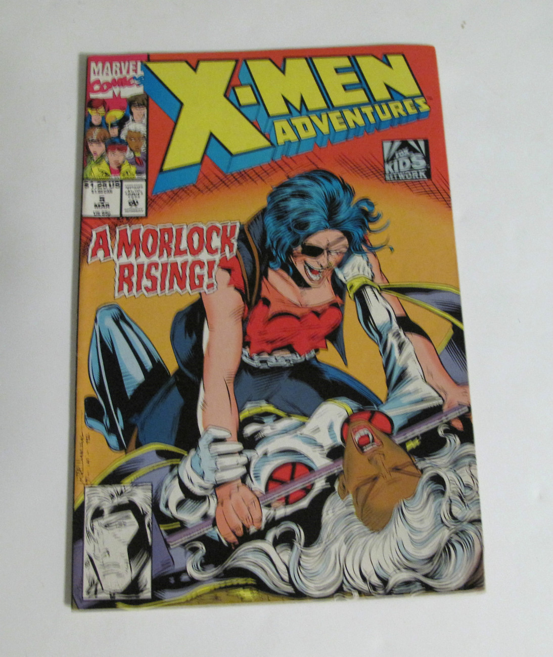 Primary image for Marvel Comic X-Men Adventures A Morlock Rising No 5 March 1993