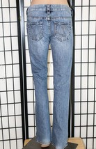 SILVER Western Glove Works Tuesday Women's 27/33 Distressed Boot Cut Jea... - $33.85