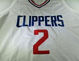 KAWHI LEONARD / NBA FINALS MVP / AUTOGRAPHED L. A. CLIPPERS CUSTOM JERSEY / COA image 2
