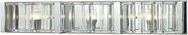 "ELK Lighting 11517/3 Vanity-Lighting-fixtures, 5 x 29 x 4"", Chrome - $426.00"