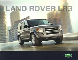 2009 Land Rover LR3 sales brochure catalog US 09 Discovery - $12.00