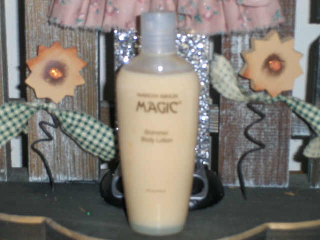 Marilyn Miglin Magic Shimmer Body Lotion 4oz
