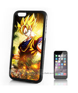 iPhone 4 / 4S Back Case Cover Super Saiyan Dragon Ball Goku - $20.00