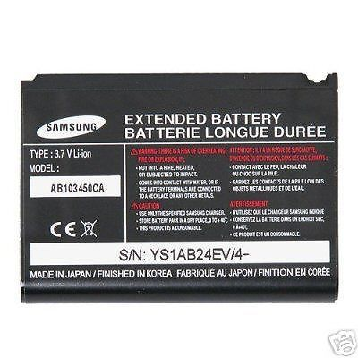 OEM Samsung Extended Battery Blackjack i607 Epix i907