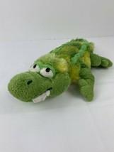 "Ganz Webkinz Green Alligator Or Crocodile 11"" Long Plush Stuffed Animal Toy - $9.89"