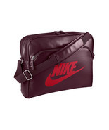 Nike Heritage SI Track Bag Shoulder Messenger Airliner Bag BA4271-681 - £38.85 GBP