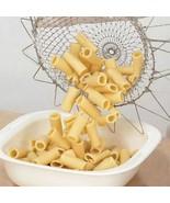 Kitchen Colander Strainer Stainless Steel Collapsible Mash Basket Net folding  - $5.85