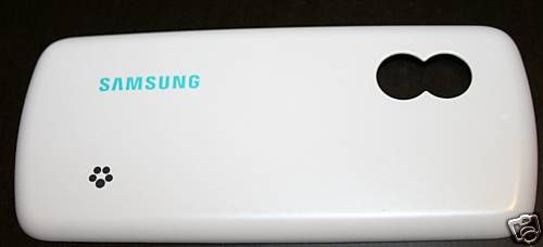 OEM Samsung t459 Gravity Back Cover Door WHITE