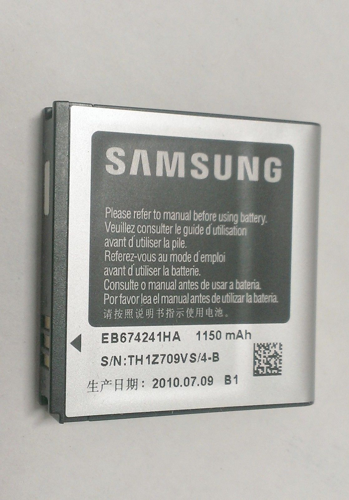 OEM Samsung Battery A897 Mythic AT&T EB674241HA