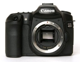 Canon EOS 40D 10.1MP Digital SLR Camera (Body Only) - $338.62