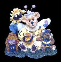"Boyds Bearstone""Victoria Regina Buzzbruin"" #01999-71~ 1999 Event Exclusive ~NIB image 1"